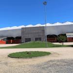 Plano general Estadio Bicentario Germán Becker, Temuco.