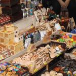 Artesanías del Mercado de Temuco