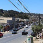 Avenida histórica de El Tabo