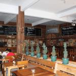 Bar Lagerhaus, interior
