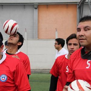 Selección de fútbol ciego