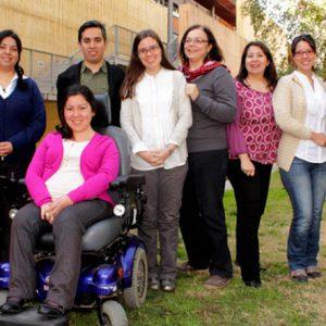 El equipo de Piane UC posa para la foto grupal.