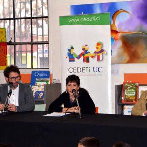 """Presentación de """"Los Tres Chanchitos en el Circo""""."""