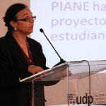 María Rosa académica Universidad Católica.